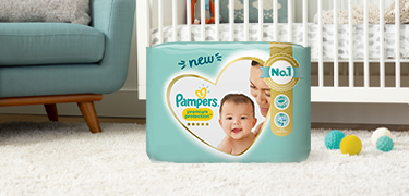 Bon de reduction Pampers - Pampers® Premium Protection™