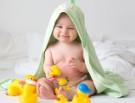 Étapes du développement des bébés