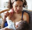 Alimentation bébé de 0 à 12 mois