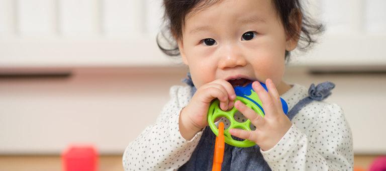 jouet de dentition bébé