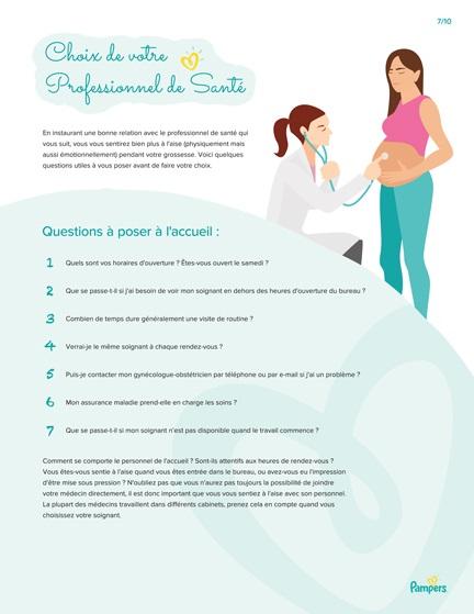 Choix de votre professionnel de santé