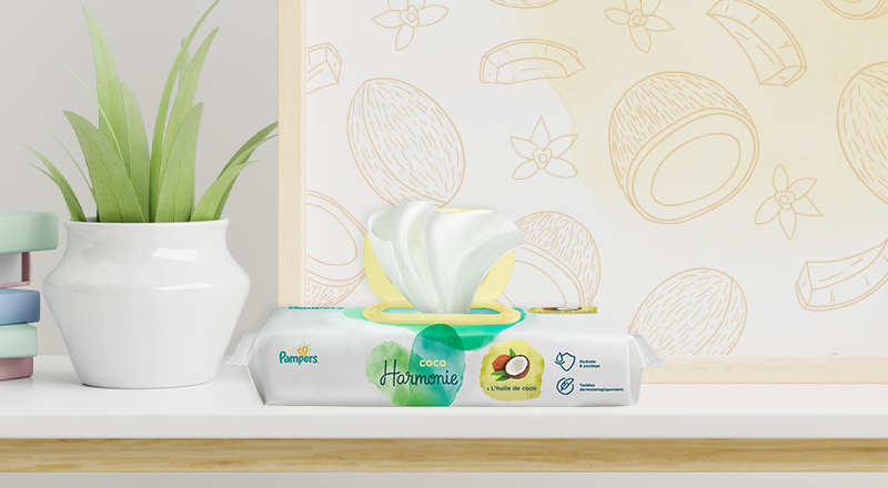 Pampers® Coco Harmonie