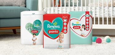 Bon de reduction Pampers - Pampers® Pants