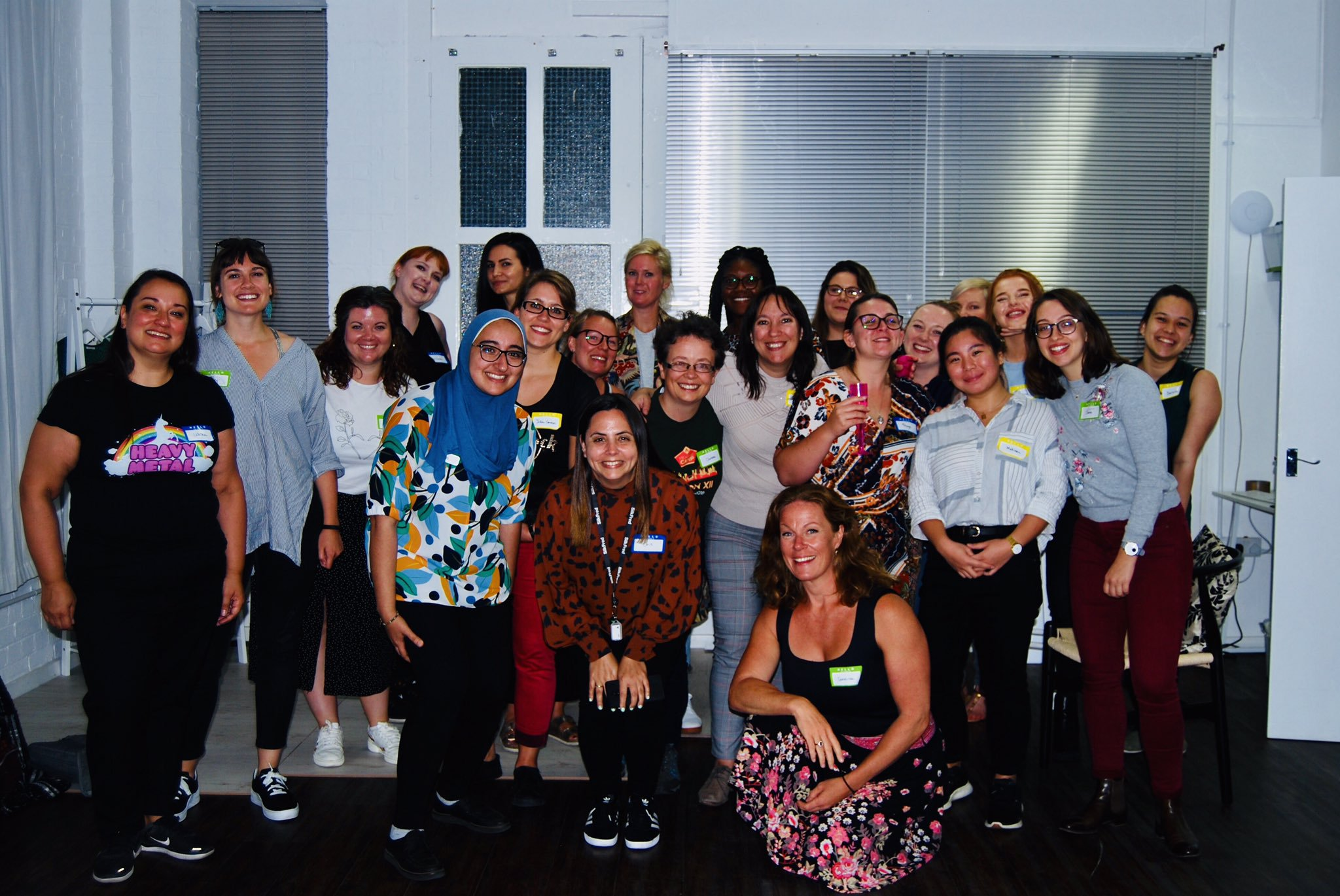 August Women in Tech SEO Meetup
