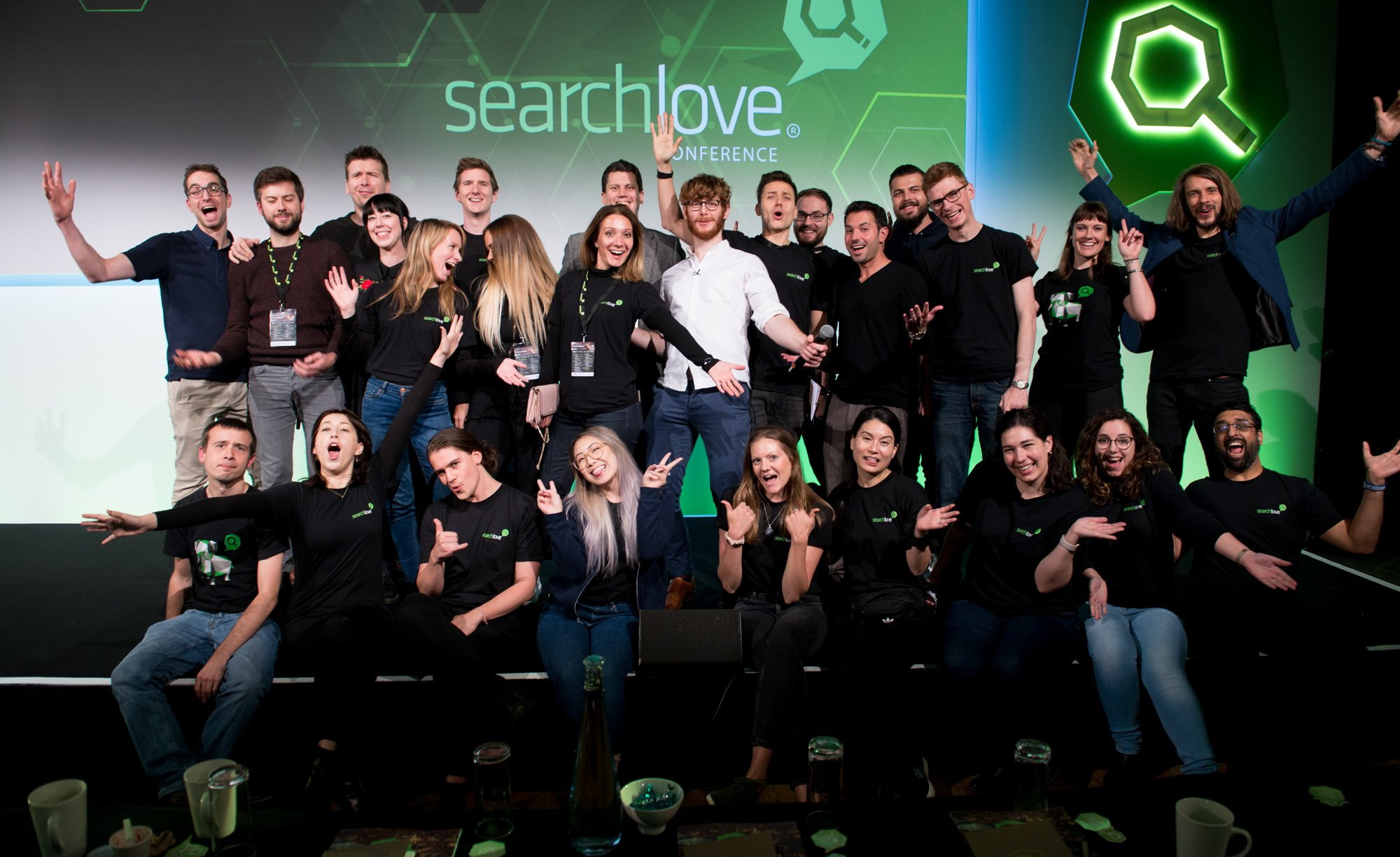 SearchLove London 2019 - Slides Roundup