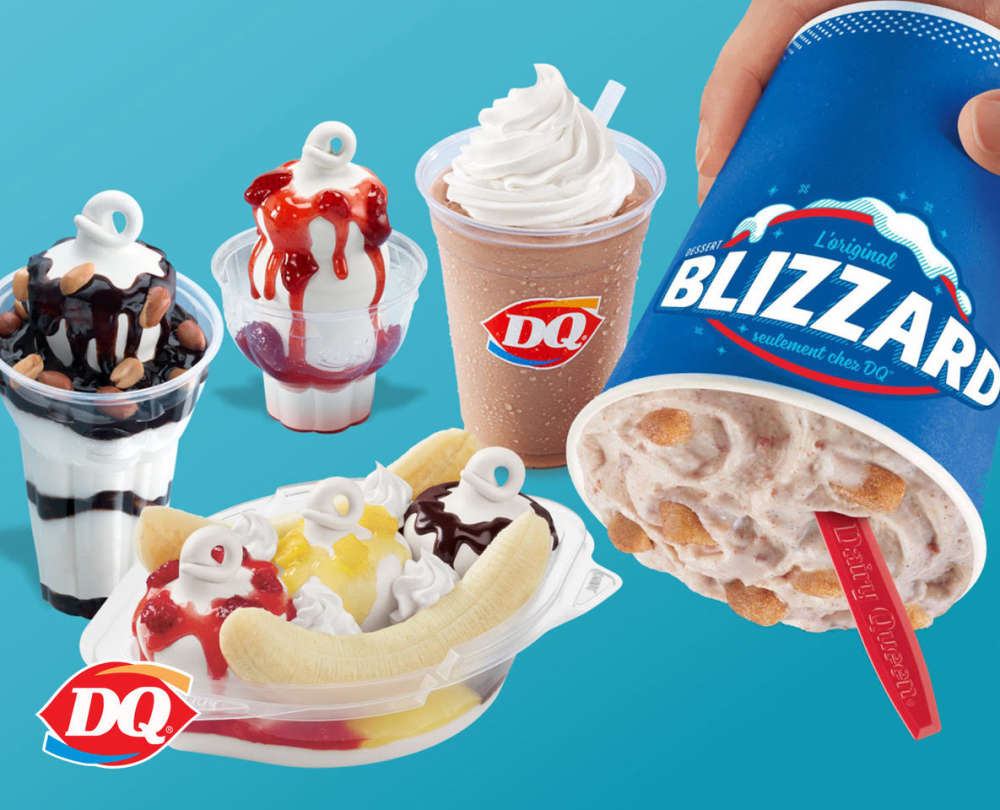 Enjoyable Tab Thats Clever Cuisine Dairy Queen Dairy Queen Longueuil Personalised Birthday Cards Cominlily Jamesorg