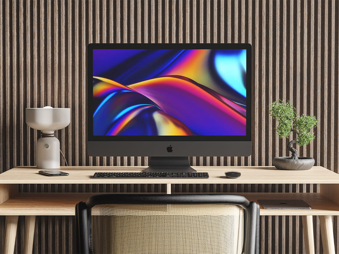 iMac Pro Mockup by Anthony Boyd Graphics