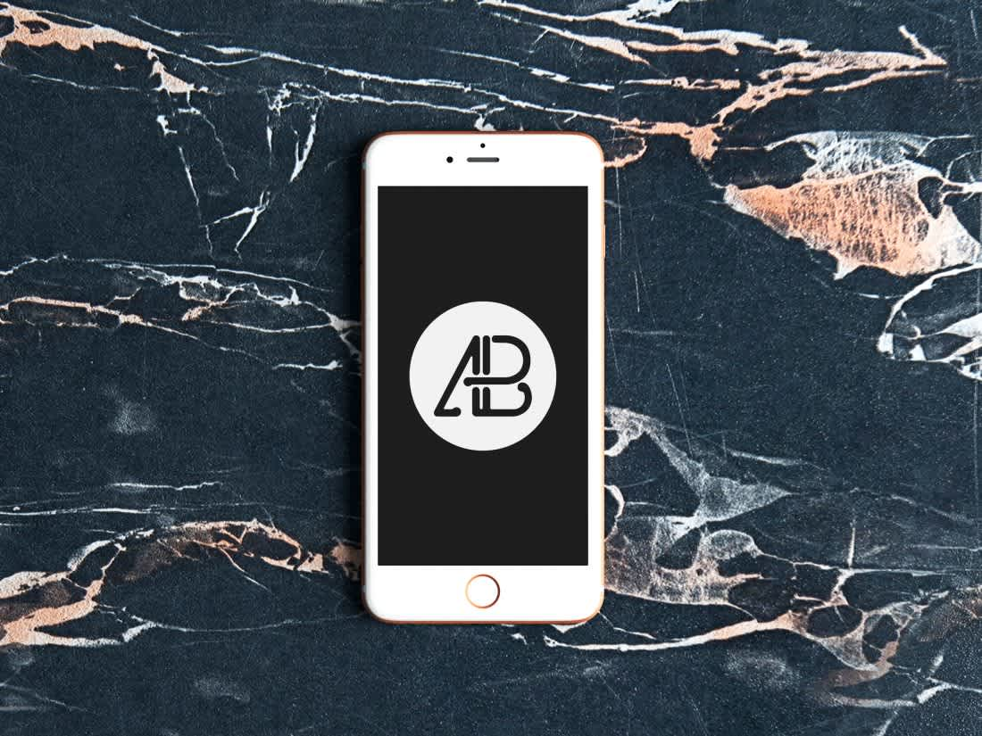 Realistic iPhone 6s Mockup by Anthony Boyd Graphics