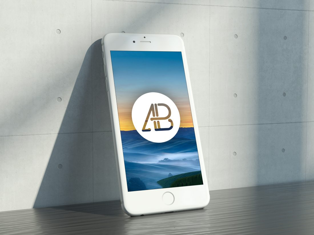Realistic iPhone 6s Mockup Vol.2 by Anthony Boyd Graphics