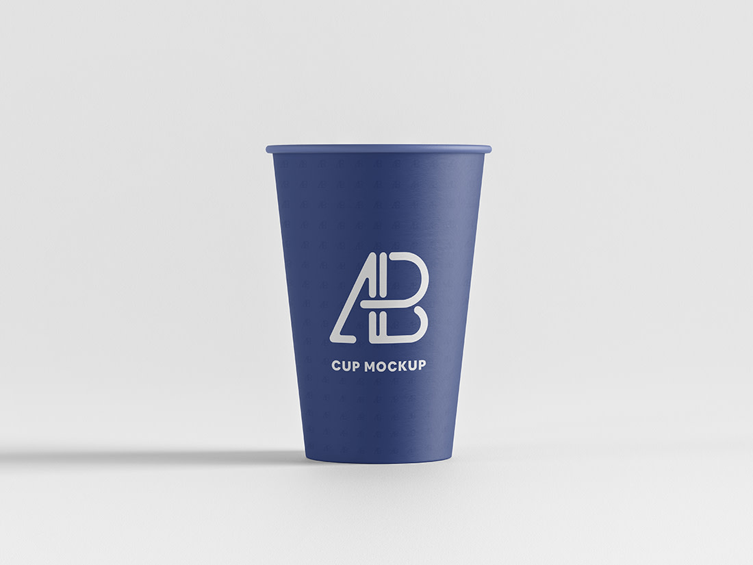 Paper Cup Mockup by Anthony Boyd Graphics