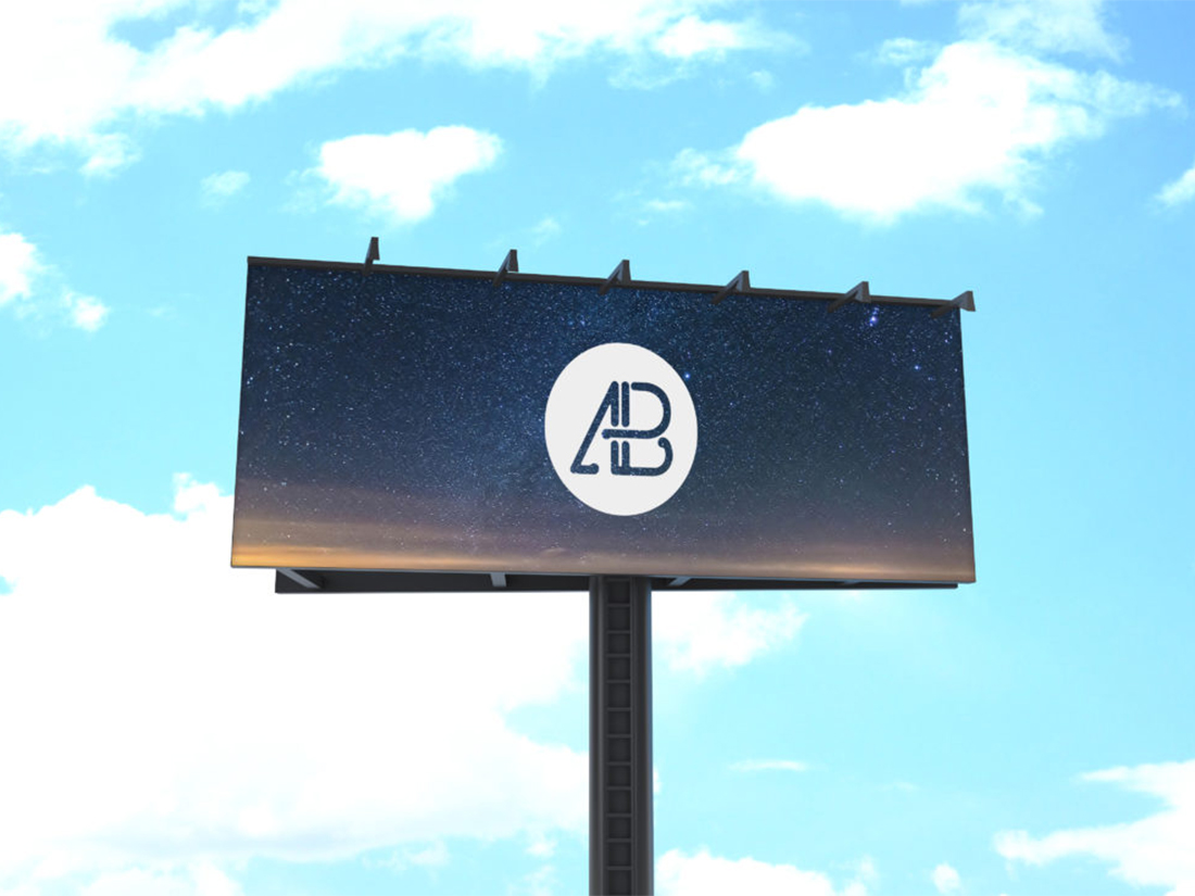 Free Billboard Mockup Vol.2 by Anthony Boyd Graphics