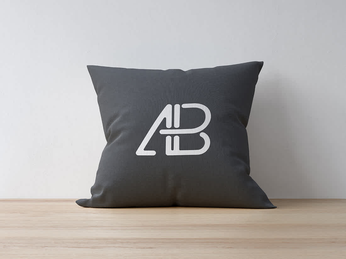Pillow Mockup by Anthony Boyd Graphics