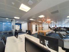 Paragon Workplace Centre Desks