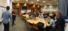 The University Of Manchester MECD Workshops William & James