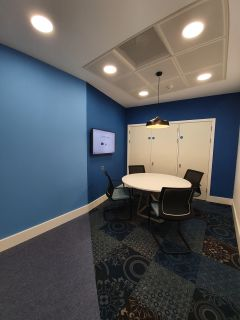 Paragon Meeting Room With Carpet Finish