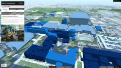 Hull Uni - Full Campus Unity Model - with building commentary