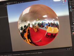 Glasgow University 360 Image