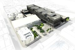 University of Manchester - MECD Birdseye View