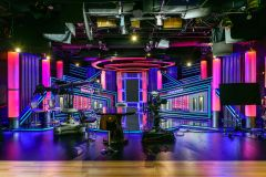 Sony Mumbai Neon Studio