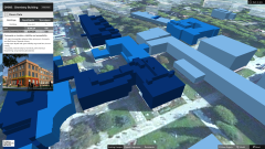 Hull University Full Campus Unity Model - with images