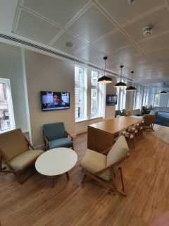 Paragon Soft Seating Area