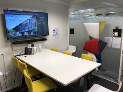 MECD Pilot Space - Meeting room
