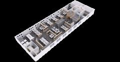 MECD Pilot Space - 3D Axo