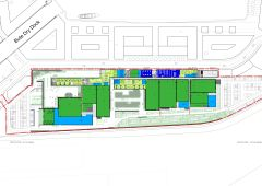 BBC Drama Production Village Plan
