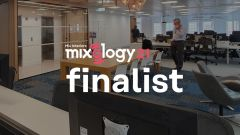Mixology 21 Finalist