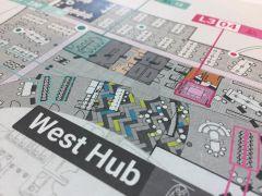 AIB Floorplan Poster