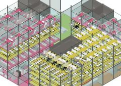University-Of-Manchester-MECD-Massing-Diagram