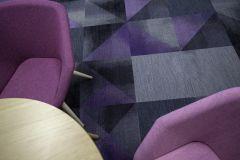 MOJ 10SC Purple Carpet Detail