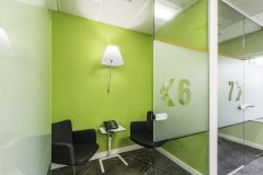 OFWAT Green Meeting Room (Angle)