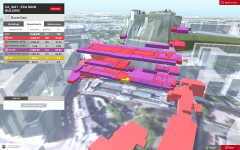 The University Of Edinburgh 3D Interactive Environment ECA Main Building