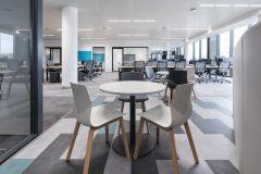 Meggitt - Office space with breakout furniture