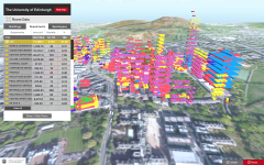 The University Of Edinburgh 3D Interactive Environment Room Data
