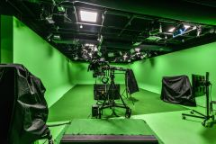 Sony Mumbai Green Screen Studio