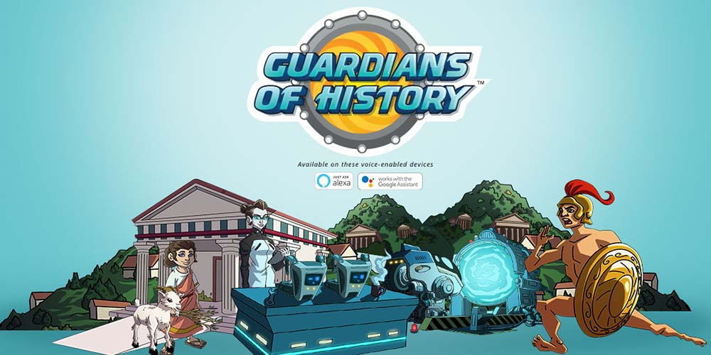 guardians of history logo