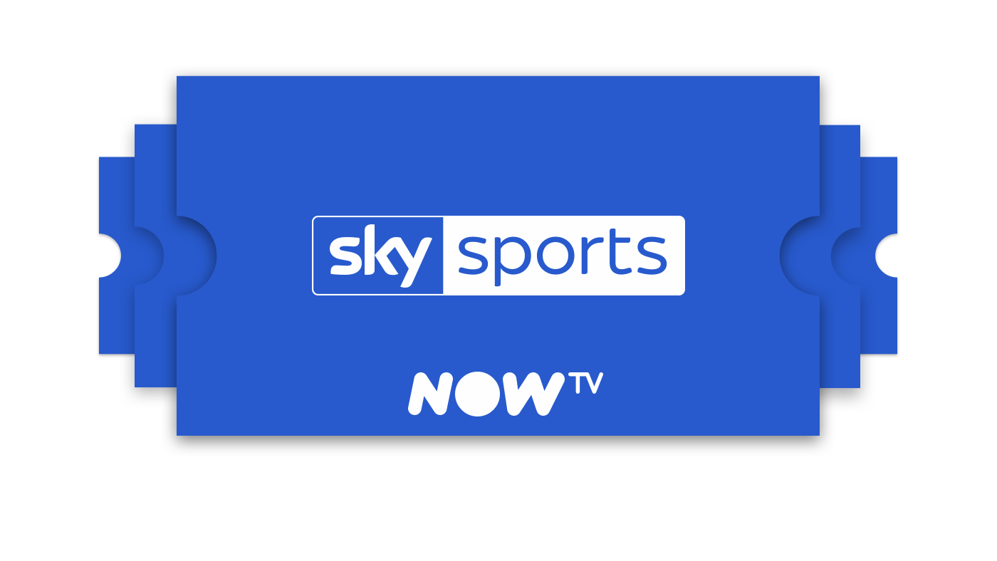 NOW TV sports pass