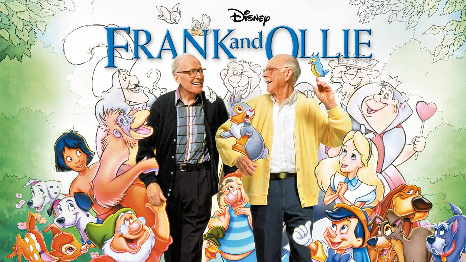 Frank and Ollie Disney Plus
