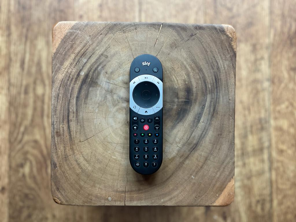 sky q bluetooth touch remote