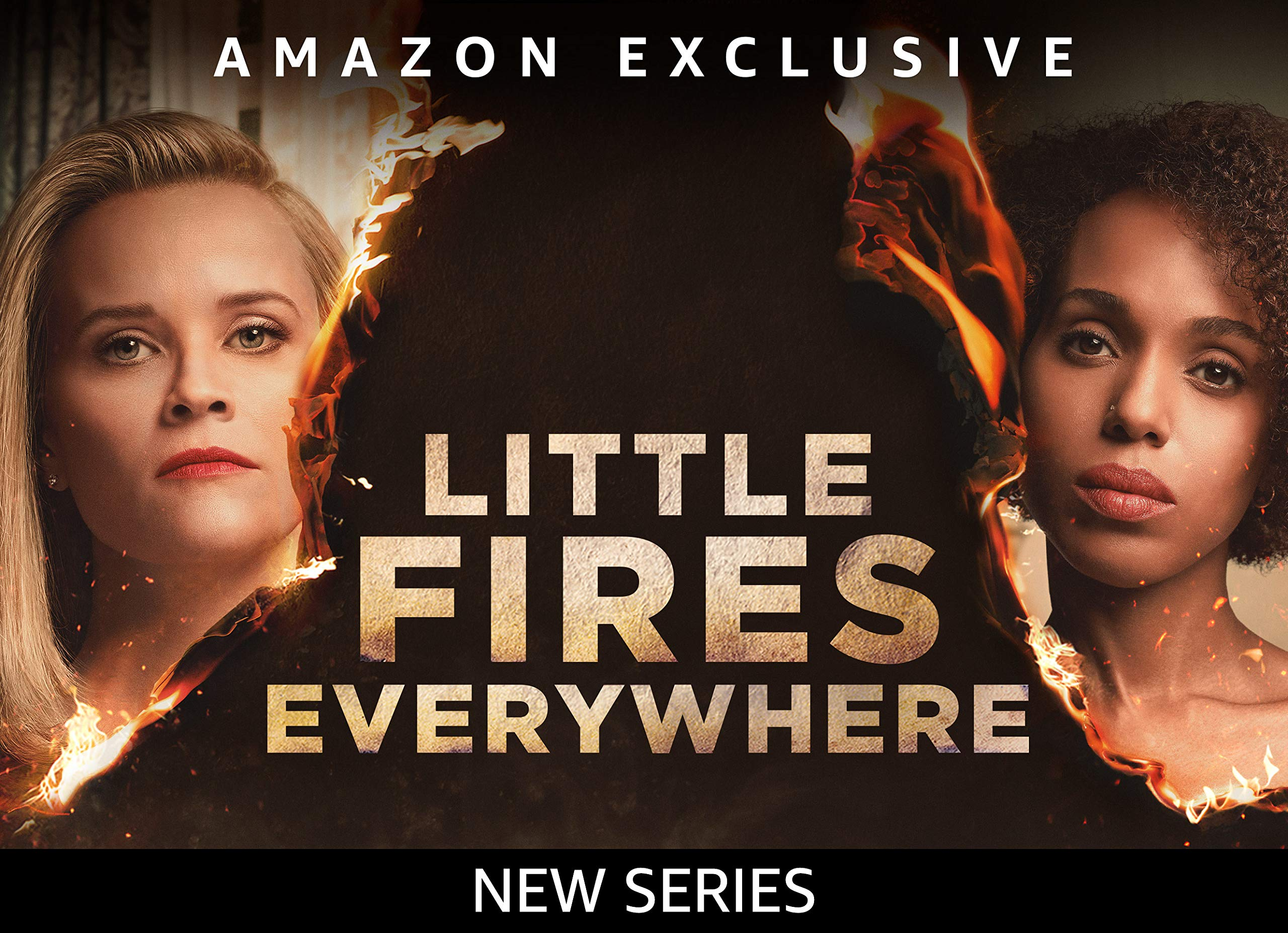 little fires everywhere amazon prime video