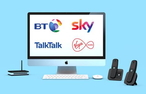 Compare Broadband Providers In The Uk Uswitch Com