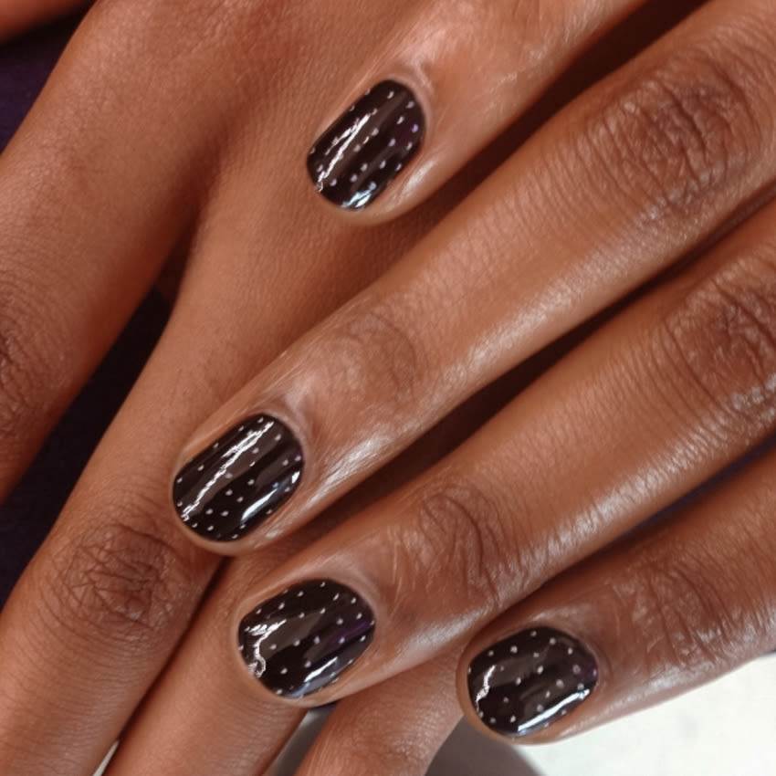 Minimal nail art inspiration into the gloss prinsesfo Image collections