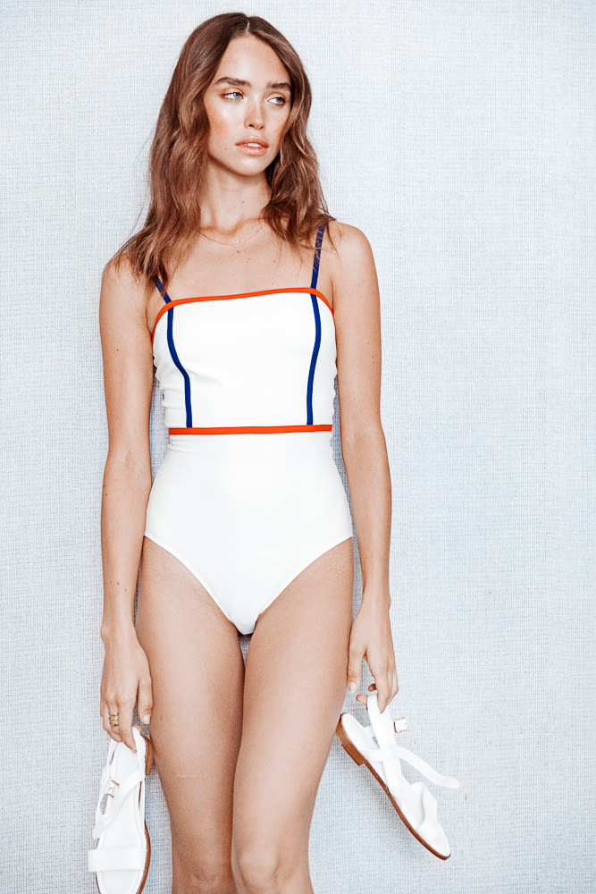 d1077a013fee6 Our Favorite One-Piece Swimsuits For This Summer