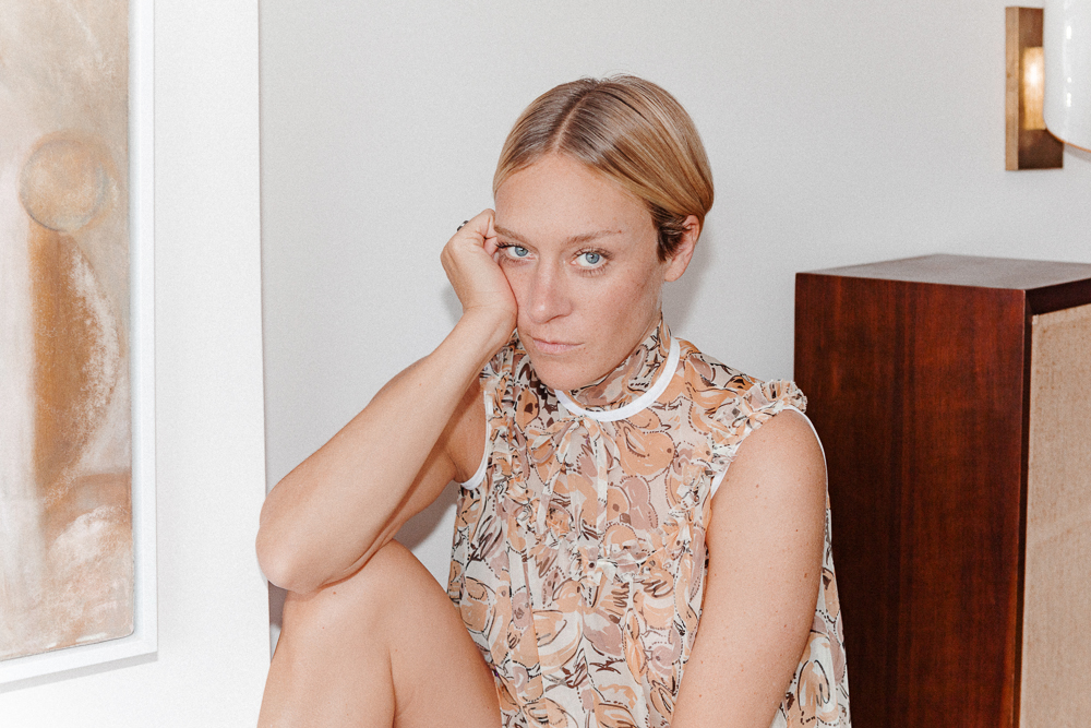 Chloe Sevigny On Her New Perfume Botox And Going Into The Gloss