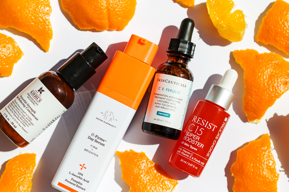 What Are Vitamin C's Benefits For Skin?