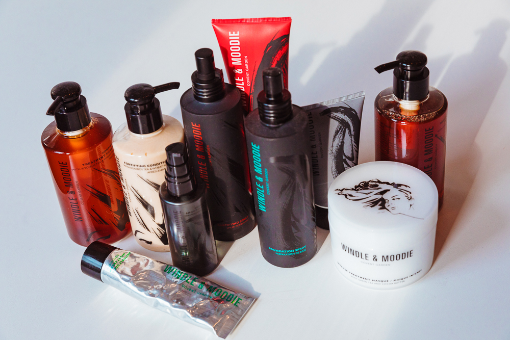 The Best Haircare Line You're Not Using
