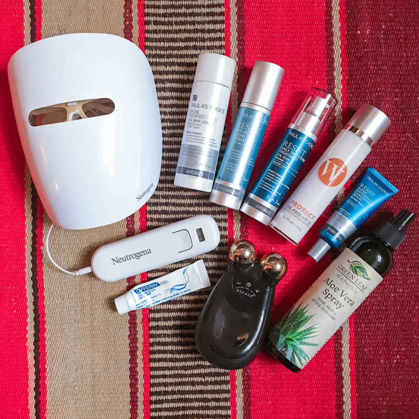 A Model S Guide To Pre Wedding Skin Care Into The Gloss