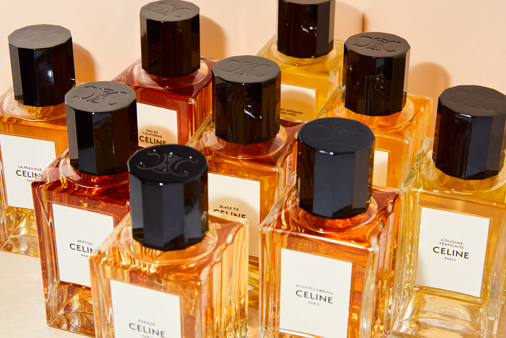 Who's Wearing Celine's New Fragrances?